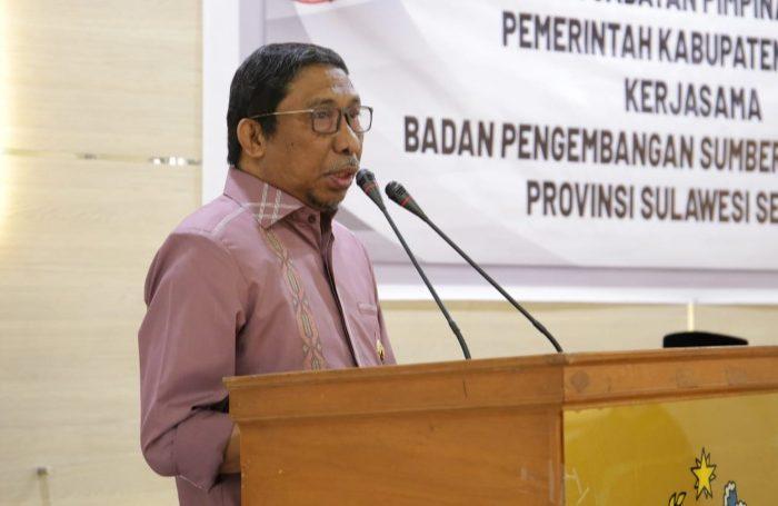 Transparan, Pemkab Barru Seleksi Terbuka Jabatan Pimpinan Pratama