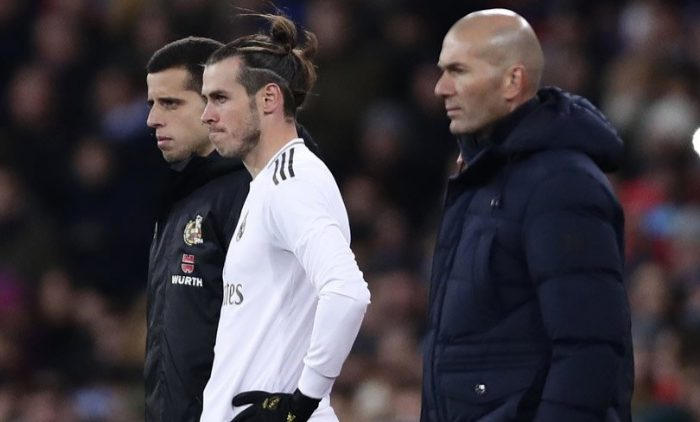 Zidane Minta Madridista Berhenti Caci Gareth Bale