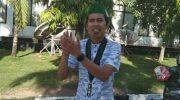 Ketua Umum Himpunan Mahasiswa Islam (HMI) Cabang Buttasalewangang Maros, Misbahuddin.