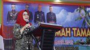 Siti Nur Azizah Ma'ruf, putri keempat Wakil Presiden RI, KH. Ma'ruf Amin