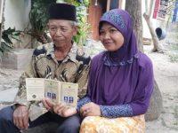 Kakek 70 Tahun Ini Nikahi Perempuan Muda, Mahar Rp50 Ribu. (Foto: Madiunpos)