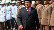 Menteri Pertahanan Prabowo Subianto. (Foto: Jawapos).
