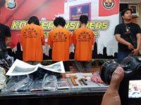 Tiga mahasiswa UMI ditetapkan jadi tersangka oleh polisi, kasus penyerangan di kampus UMI Makassar