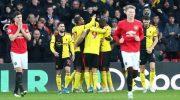 Manchester United Tersungkur 0-2 di Hadapan Watford