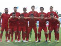 Skuad timnas u23 Indonesia (Foto: Kompascom)