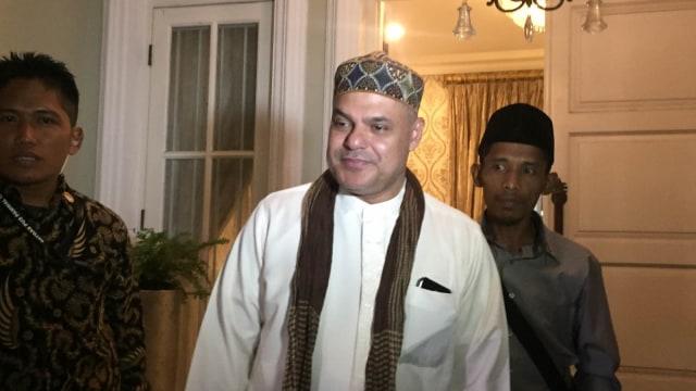 Haddad Alwi. (Foto: Kumparan)