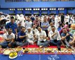 Hadirkan Ustadz Das'ad, Ribuan Warga Ikuti Syukuran Akhir Tahun Ahmad Sahroni
