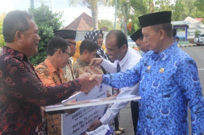 Pimpin Upacara HUT Korpri, Sekda Selayar: Birokrasi Harus Cepat Beradaptasi!