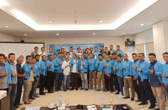 Inilah 24 Ketua DPD Partai Gelora Indonesia se-Sulsel
