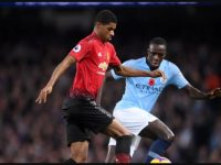 Derbi Manchester City vs Manchester United (int.)