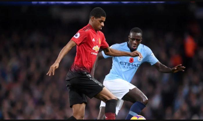 Derbi Manchester City vs Manchester United (int.)