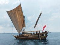 Perahu Legendaris Padewakang Nur Al Marege.