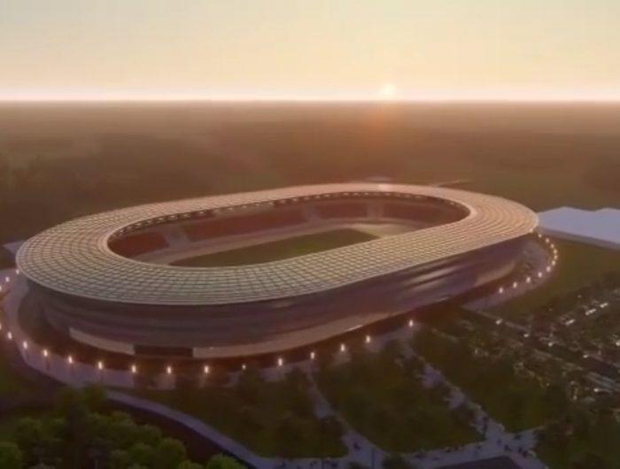 Megahnya Desain Renovasi Stadion Mattoanging