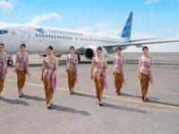 Seragam Pramugari Garuda Indonesia rancangan Anne Avantie