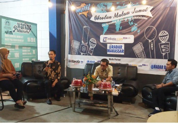 """Jamaluddin M Syamsir """"Menata Bulukumba Sejahtera dan Terdepan"""""""