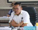 Ketua Komisi D Bidang Pembangunan DPRD Sulsel Jhon Rende Mangontan