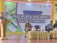 Workshop Aplikasi Siskeudes 2.0 Pemerintah Kabupaten Kepulauan Selayar.