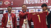 Shin Tae Yong resmi jadi pelatih Timnas Indonesia. (CNN Indonesia/ Titi Fajriyah)