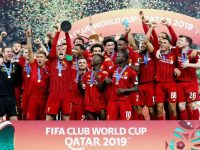 Liverpool Juara Piala Dunia Antar Klub 2019. (Getty Images).