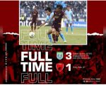 Dibobol 3 Gol, PSM Makassar Tumbang di Markas Persela Lamongan