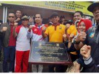 Kapolrestabes Makassar Resmikan Balai Kemitraan Polisi dan Masyarakat