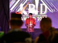 Gubernur Sulsel Hadiri KPID Award 2019