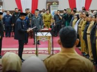 Gubernur Sulsel Lantik 85 Pejabat Fungsional Lingkup Pemprov