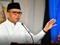Gubernur Sulsel, Prof HM Nurdin Abdullah.