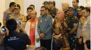 Persiapan Natal dan Tahun Baru, Gubernur Sulsel Silaturahim Bersama Forkopimda