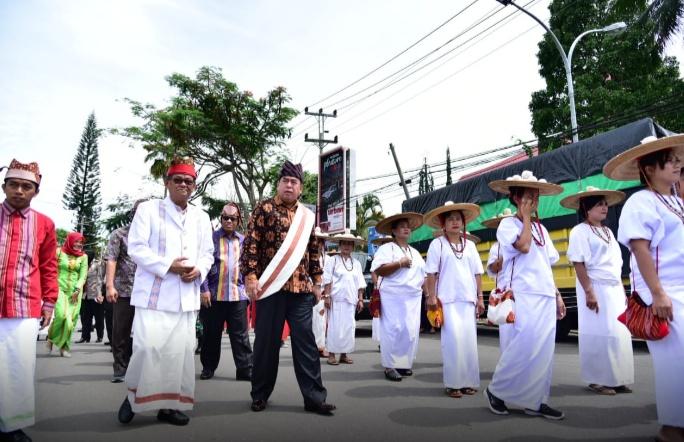 Event Tahunan Kemilau Tana Toraja 2019.