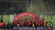 Daftar Lengkap Peraih Penghargaan Liga 1 Indonesia 2019