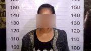 Seorang IRT di Makassar ditangkap gegara mencuri HP milik pengunjung mal tepatnya Mtos. Foto/Istimewa