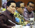 Menteri Badan Usaha Milik Negara (BUMN), Erick Thohir (Foto: Lamhot Aritonang)