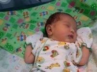 Bayi yang ditemukan di Gowa (Foto: Dok: Polres Gowa)