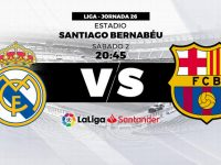 Jadwal Live Streaming El Clasico Barcelona vs Real Madrid Malam Ini