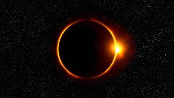 Gerhana matahari - Pixabay.com