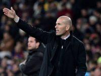 Pelatih Real Madrid, Zinedine Zidane (AFP)