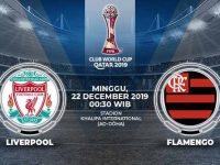 Liverpool vs Flamengo.