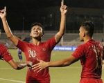 Bungkam Myanmar 4-2, Indonesia Lolos ke Final Sea Games 2019
