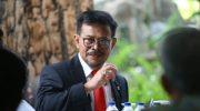 Menteri Pertanian, Syahrul Yasin Limpo. (Dok Humas Kementan)