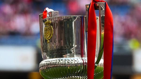 Hasil Undian dan Jadwal Babak 16 Besar Copa del Rey