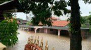 Sejumlah Titik Banjir Kepung Jakarta