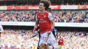 Arsenal Tumbangkan MU 2 Gol Tanpa Balas