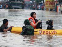 Korban Banjir Jabodetabek, BNPB: 16 Warga Meninggal Dunia