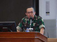 Kepala Pusat Penerangan (Kapuspen) TNI Mayjen Sisriadi. (Istimewa)
