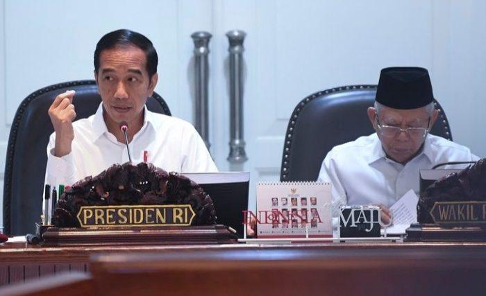 Jokowi Kesal Harga Gas Mahal