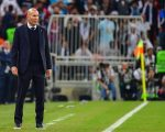 Zinedine Zidane memberi 9 gelar untuk Real Madrid sebagai pelatih (AP Photo)