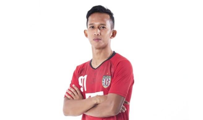 Debut Apik M Rahmat Bersama Bali United Lawan Tim Australia