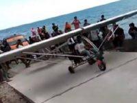 Pesawat Buatan Montir Asal Pinrang Sukses Terbang
