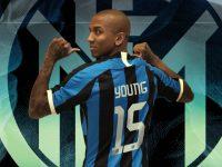 Ashley Young resmi bergabung bersama Inter Milan.